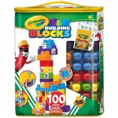 Crayola Building Blocks Tote