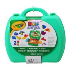 Crayola Dough Carry Case Dinosaur Adventure