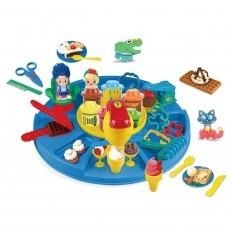 Crayola Modeling Dough 4 in 1 Activity Station