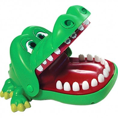 Crocodile Dentist (large/small)