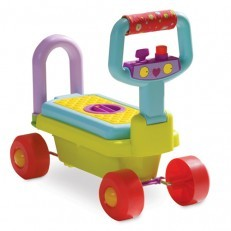 Taf Toys Developmental Walker, ride on, wagon, toybox