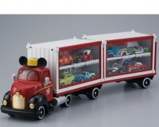 Takara Disney Motors Dream Cars Carrier Truck Trailer