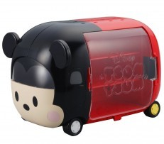Takara Disney Tsum Tsum Mickey Mouse Car Storage + 1 free car