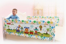 Fisher Price Infant Bedrail Bed Rail