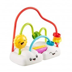 Fisher Price Chasing Rainbows Bead Maze