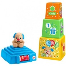 Fisher Price Laugh & Learn Stack & Surprise Presents