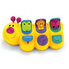 Fisher Price Pop Up Caterpillar