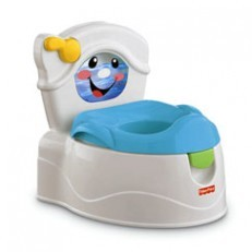 Fisher Price Learn to Flush Potty