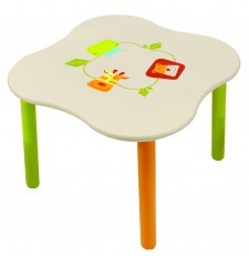 I'M Toy Wooden Geo Forest Table