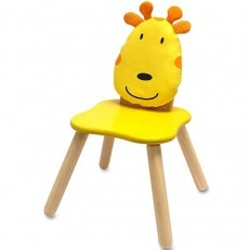 I'M Toy Wooden Forest Chair - Giraffe