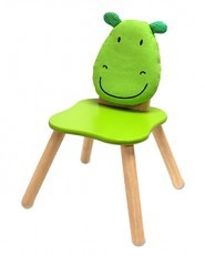 I'M Toy Wooden Forest Chair - Hippo