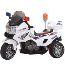 Battery Operated Motorbike Scooter HG5188 (white)