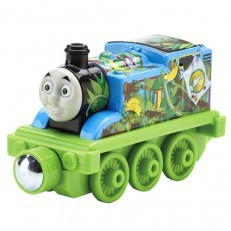 Jungle Adventure Thomas Miniature Take n Play