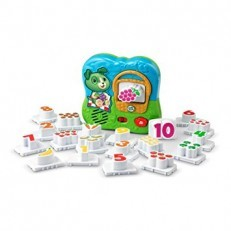 Leapfrog Fridge Numbers Magnetic Set