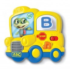 Leapfrog Fridge Phonics Magnetic Letters Uppercase yellow/pink
