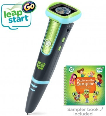 Leapfrog Leapstart Go electronic reading system pen (Green)