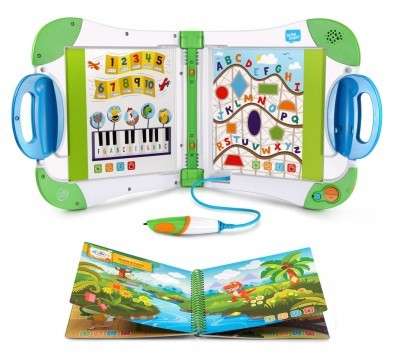 Leapfrog LeapStart Interactive Learning System JR (2-4 yrs) Pink