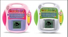 Leapfrog Mr. Pencil's Scribble & Write (green/pink)