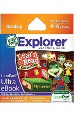 LeapPad Learn to Read Collection Ultra eBook: Mysteries