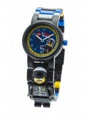 LEGO Movies Bad Cop Minifigure Link Watch