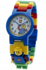 LEGO Classic Kids Buildable Watch w/minifigure