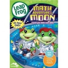 Leapfrog DVD: Math Adventure to the Moon