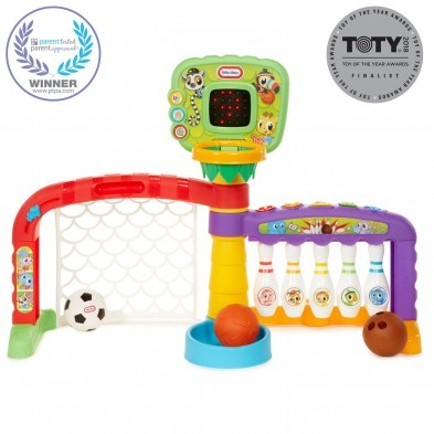 Little Tikes Lights n Go 3-in-1 Sports Zone