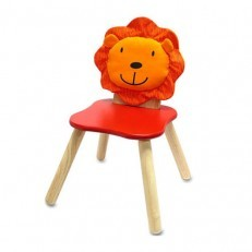 I'M Toy Wooden Forest Chair - Leo Lion
