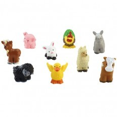 Fisher Price Little People Farm Animal Friends 9pcs