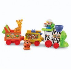 Little People Musical Zoo Train