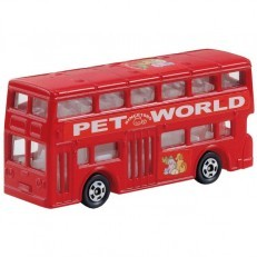 Tomica London Bus