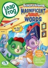 Leapfrog DVD: Magnificent Museum of Opposite Words