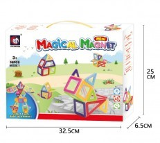 Mini Magical Magnetic Building Set