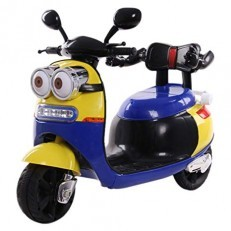 Battery Operated Scooter (Minions design)