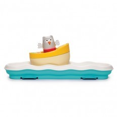 Taf Toys Musical Boat Cot Toy projector