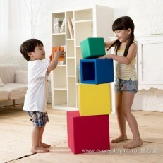 Weplay Eva Nest and Stack 5pcs
