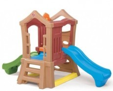 Step2 Play Up Double Slide Climber