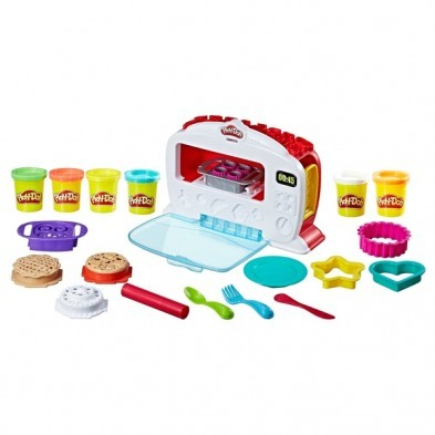 Play Doh Kitchen Creations Magical Oven Set