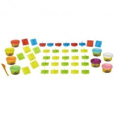 Play Doh Numbers, Letters n' Fun