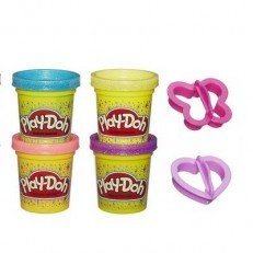 Play Doh Sparkle Compund (6)
