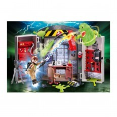Playmobil Ghostbusters Play Box 70318