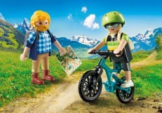 Playmobil Action Biker and Hiker 9129