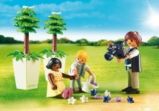 Playmobil Children with Photographer 9230