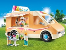 Playmobil Ice Cream Truck 9114