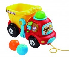 Vtech Put & Take Dump Truck/Drop & Go Dump Truck