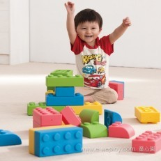 Weplay Q Blocks Set of 32