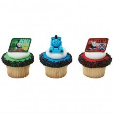 Thomas Cake Decor Rings