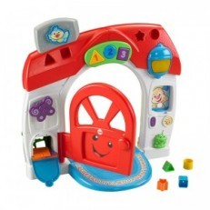 Fisher Price Laugh & Learn Puppy's Smart Home