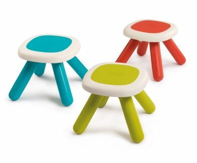 Smoby Kid Stool (Red/Blue)