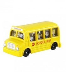 Dream Tomica Snoopy School Bus